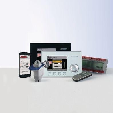 WAREMA climatronic 3.0 Systemkomponenten