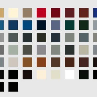 Farbkategorie Variation